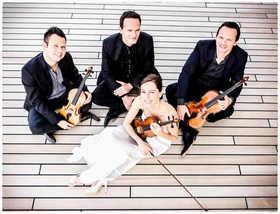 Holzhausenkonzerte - Streichquartettfesttage - Konzert mit dem casalQuartett