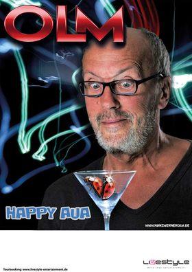 HANS WERNER OLM - Happy Aua