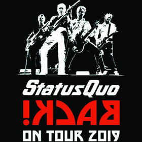 Bild: Status Quo - Back! On Tour 2019