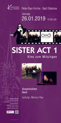 Bild: Sister act 1 - Kino zum Mitsingen