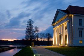 Bild: Sybil, Es und Butler - Kammeroper Schloss Rheinsberg