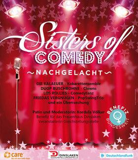 Bild: Sisters of COMEDY - Nachgelacht - Auswärtsspiel im Ledigenheim
