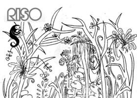 Bild: Riso Club: Analoge Abenteuer - Offene Druckwerkstatt