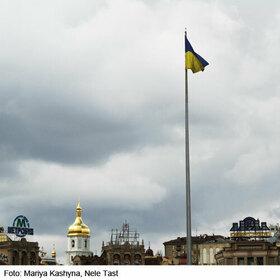Bild: Maidan in progress