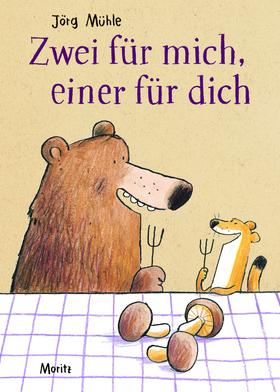 Jörg Mühle - Zwei für mich, einer für dich