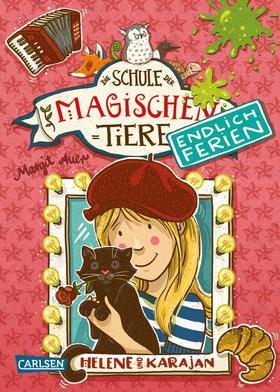 Bild: Margit Auer - Die Schule der magischen Tiere - Endlich Ferien