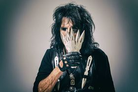 "ALICE COOPER - with Special Guest - ""Ol"