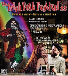 Irish Folk Festival - Come as a visitor - Leave as a friend