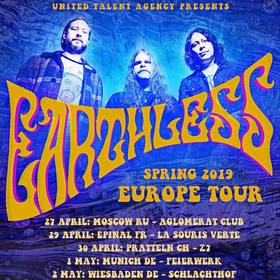 EARTHLESS / THE DEVIL AND THE ALMIGHTY BLUES - ?Spring 2019 Europe Tour? + special guest: