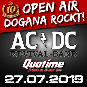 Bild: AC/DC Revival Band