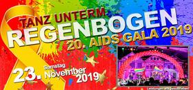Bild:  Aids-Benefiz Gala - Tanz unterm Regenbogen