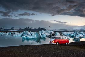 """Bild: """"Bulli-Abentuer Island"""" - Eine Foto-Film-Live-Reportage mit Profi-Fotograf und Buchautor Peter Gebhard"""