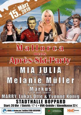 Bild: Mallorca meets Aprés-Ski-Party!