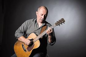 Bild: Sammy Vomácka - RAGTIME – Acoustic Guitar
