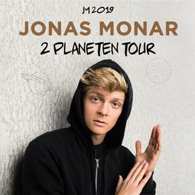 Bild: JONAS MONAR - 2 Planeten Tour 2019