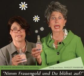 Bild: Frauengold - Mit Glanz und Gloria - Musikalisch-feministisches Kabarett