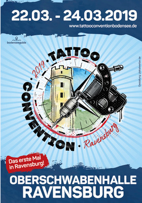 Tattoo Convention Ravensburg