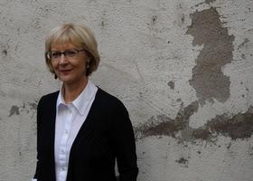 """Bild: Regina Dieterle liest aus """"Theodor Fontane"""""""