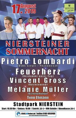 Bild: Niersteiner Sommernacht 2019