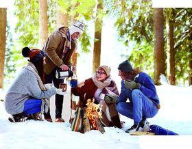Bild: Winterschmaus im Wellener Wald - Exklusiv für Giro X-tra Kunden