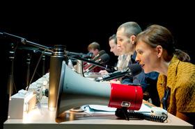 Bild: Die Räuber - On Air: Die Räuber - Hörspielperformance - ab 14 Jahren