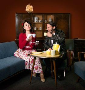 Bild: Musik Comedy Show - Petticoat & Pomade