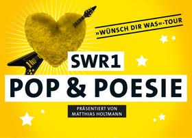 Bild: SWR1 Pop & Poesie in Concert - Programm 2019