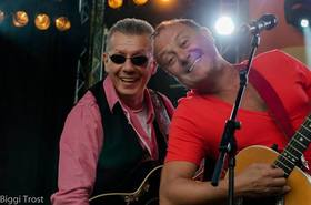 Loti Pohl & Don Weaver - Come together - singen im Rudel!
