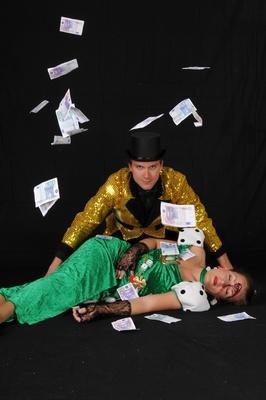 Bild: Krimi Dinner mit Bareins in ACTion - Pokerface und Doppelmord