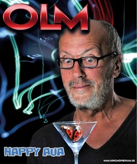 Bild: Hans-Werner Olm - Happy aua! - Kopfüber ins Chaos!