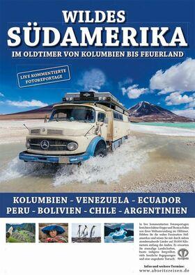 Bild: Wildes Südamerika - Im Oldtimer von Kolumbien bis Feuerland