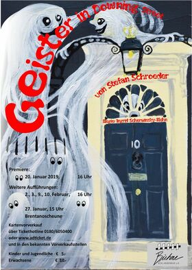 Bild: Geister in Downing Street - Premiere