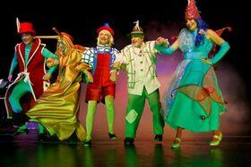 Bild: Pinocchio - Die Abenteuer des kleinen Hampelmanns (5+)