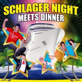 Bild: Schlager Night meets Dinner