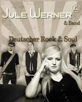 Bild: Jule Werner und Band