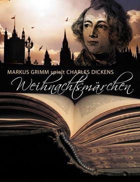 Bild: Weihnachtsmärchen nach Charles Dickens - Solotheater mit Markus Grimm
