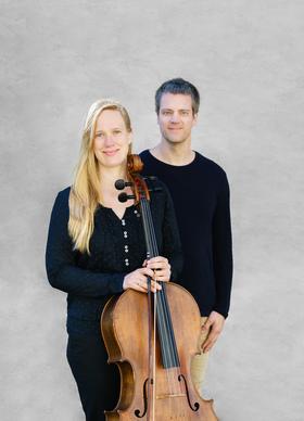 Bild: Kammerkonzert zugunsten der Bürgerstiftung - Verena Schluß, Violoncello und Manfred Schmidt, Klavier