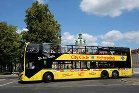 Berlin BigTic Tour by City Circle (Kombi)
