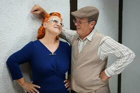 Bild: Valentinstags-Special: Love Letters mit Hansi Kraus - Ein außergewöhnlicher Theaterabend mit Lou Hoffner und Hansi Kraus