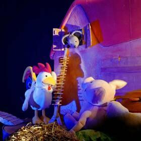 Bild: Ein Fall für Freunde - Neues aus Mullewapp (4+) - Kindertheater