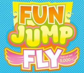 Bild: Fun Jump Fly - Riesengroße Indoor-Hüpfburgenlandschaft