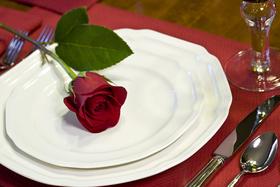 Bild: Romantischer Valentinstag - inkl. 4 Gänge Menü