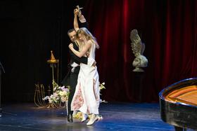 Bild: Gespenster - Theater an der Ruhr