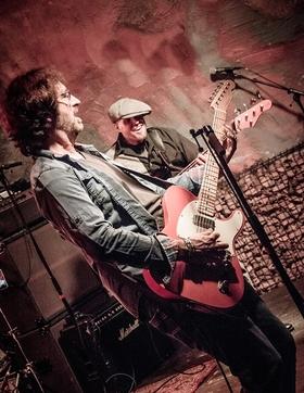Bild: Cliff Stevens Band (CAN) - UntertitelA Tribute to Eric Clapton