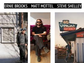 Bild: moers festival at the clubs: Ernie Brooks, Matt Mottel & Steve Shelley