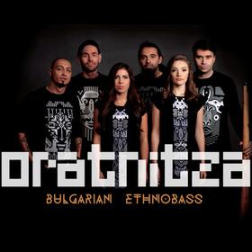 Bild: Balkan Ethnobass Album Tour