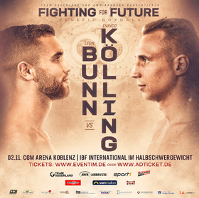 Bild: Benefiz Profi Boxgala - -  Fighting for Future –