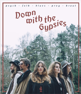 Bild: Down with the Gypsies (D/AUT)