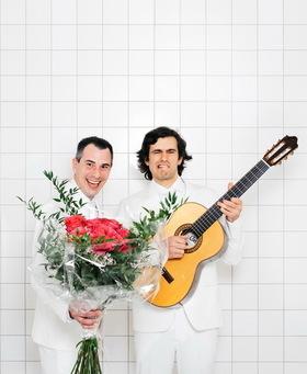 Bild: Christoph und Lollo - Mitten ins Hirn