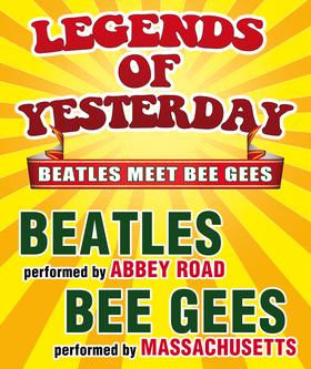 Bild: THE LEGENDS OF YESTERDAY - Beatles meet Bee Gees